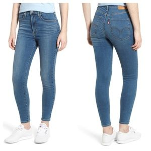 Levi's  - Mile High Super Skinny Jean